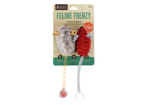 Feline Frenzy - Cat Toy Critter Collection