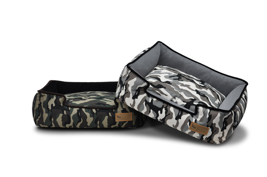 Gallery: Camouflage Lounge Bed PY3003BSF