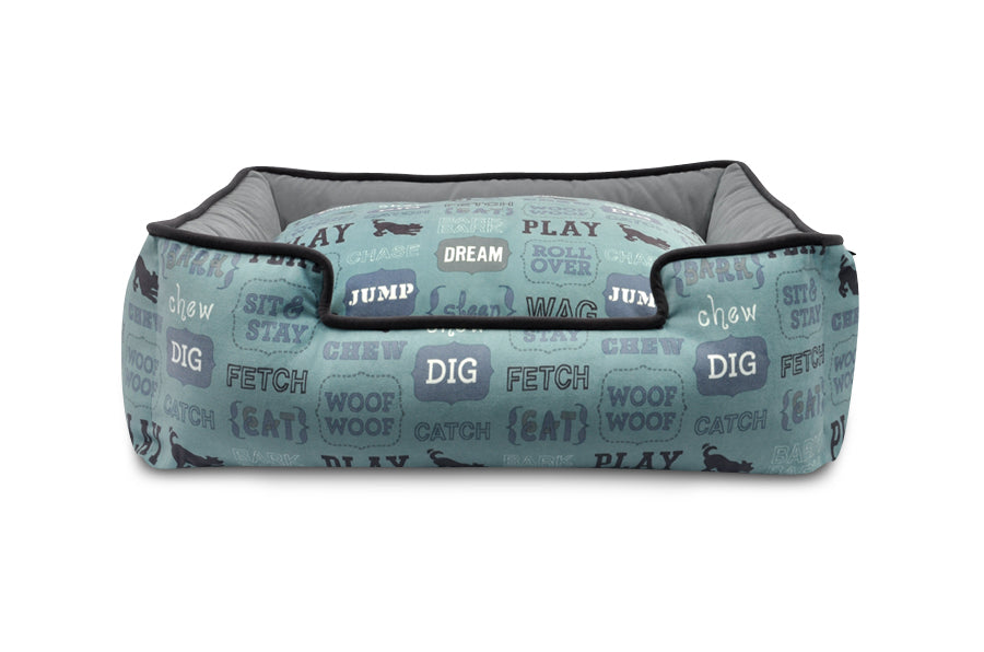 Gallery: Dog's Life Lounge Bed PY3006BSF