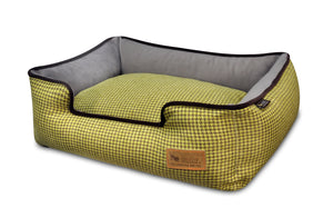 Variant: Houndstooth Lounge Bed PY3011ASF
