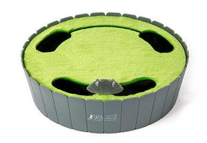 Peek-a-boo Mouse Interactive Cat Toy