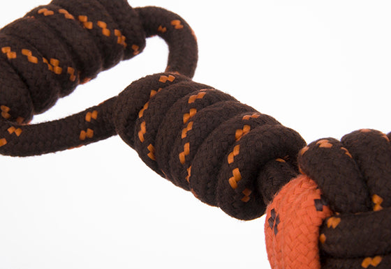 Gallery: Tug Ball Rope Toy PY7080ASF
