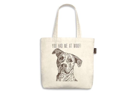 Variant: Best in Show Tote Bags PY9011HMF