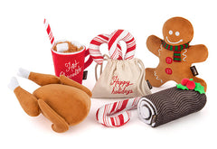 Variant: Holiday Classic Plush Toy Set PY7060AUF