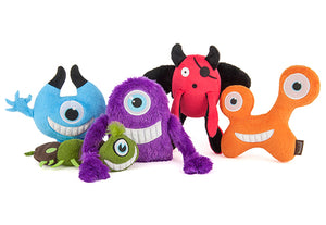 Variant: Momo's Monsters Plush Toy Set PY7034AUF