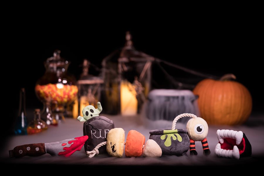 Gallery: Howling Haunts Tombstone Toy PY7091ESF