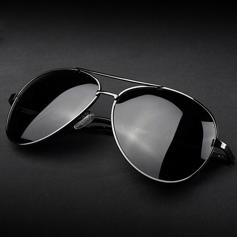 Polarized Vintage Aviation Sunglasses