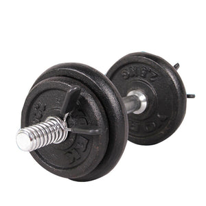 2 Piece 25mm Barbell