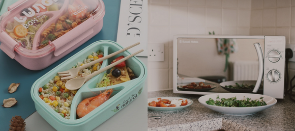 Can Bento Lunch Box be microwaved ?