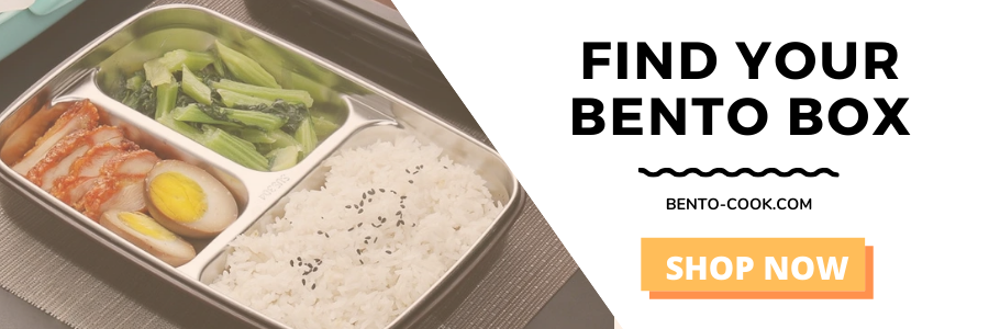 Find your Bento Box - Bento Cook