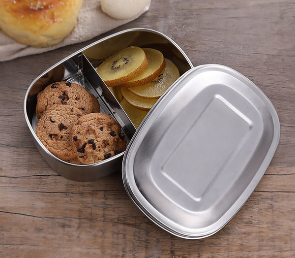 Bento box stainless Steel | Bento-cook.com