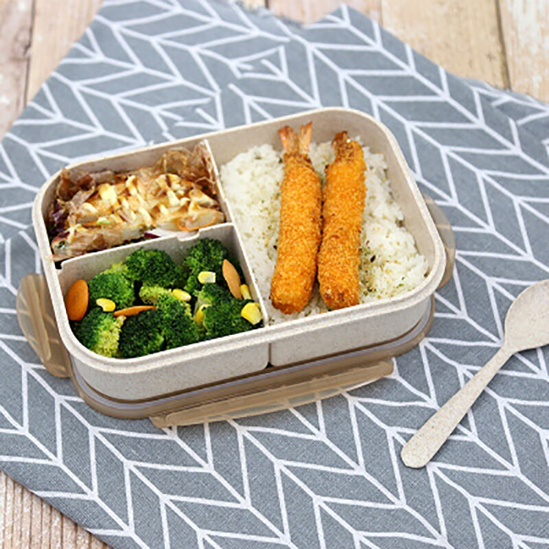 Bento Coloris Avoine fibré | Bento-cook.com