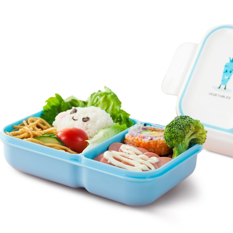 Cute Kids Bento Box