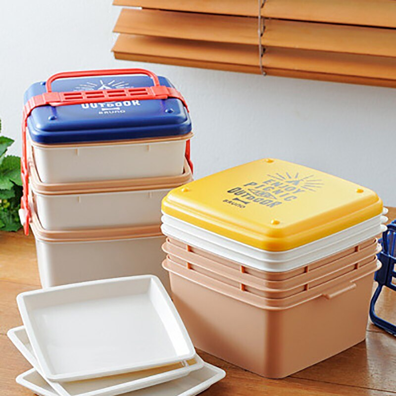 Bento Box Large Capacity | Bento-cook.com