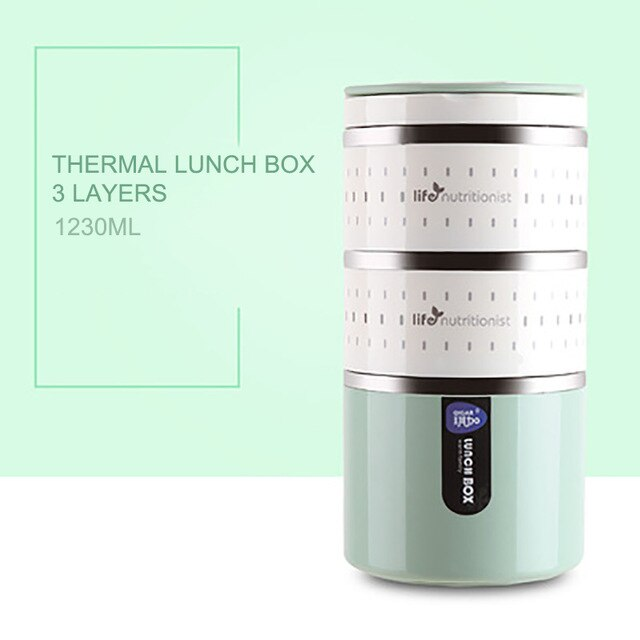 Lunch box Trois couches | Bento-cook.com