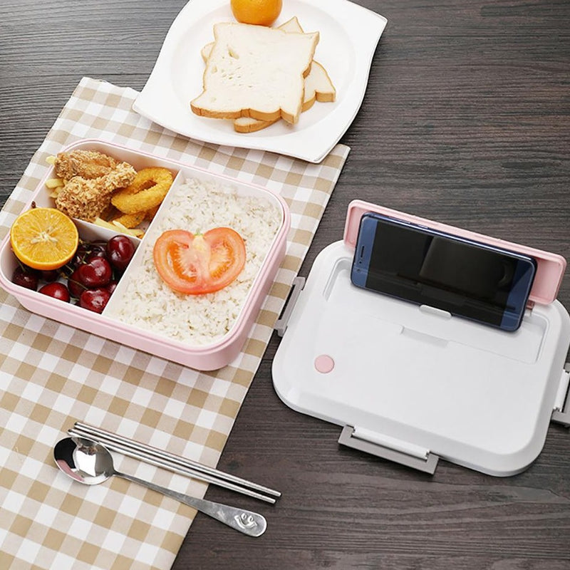 Microwavable Bento Box For Students