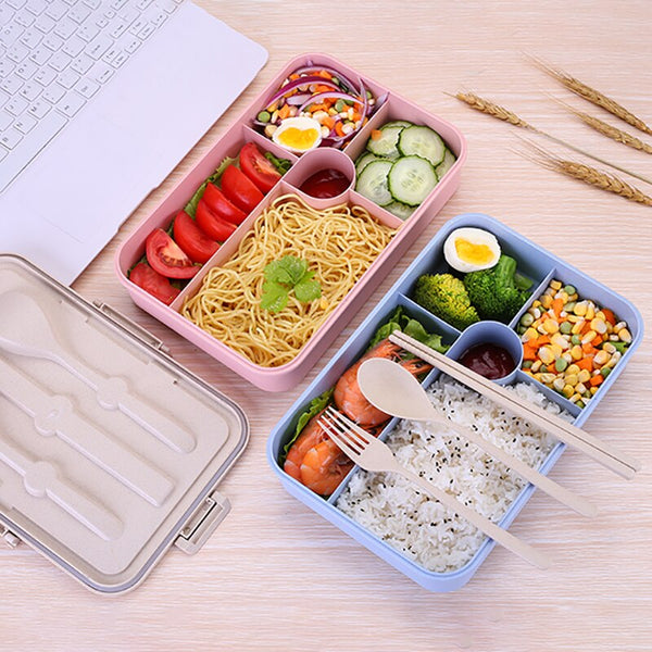 Bento Traditionnel Plastique | Bento-Cook.com