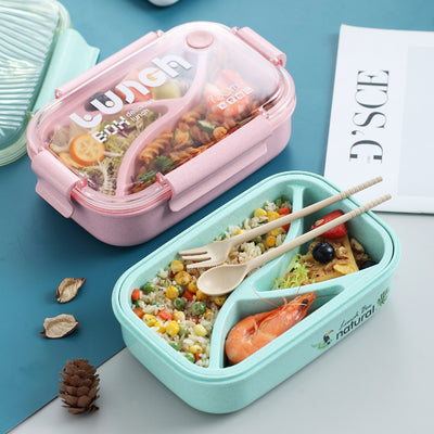 Bento Box Natural Style | Bento-cook.com