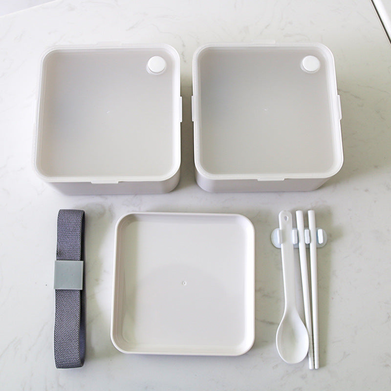 Bento Box Simply Square | Bento-cook.com