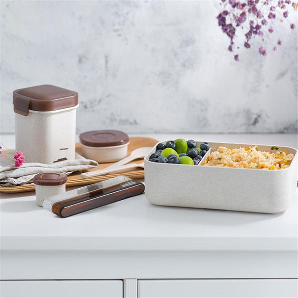 Bento Lunch Box Full Pack | bento-cook.com
