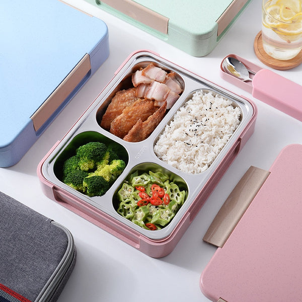 Bento Box for Boiling water bath