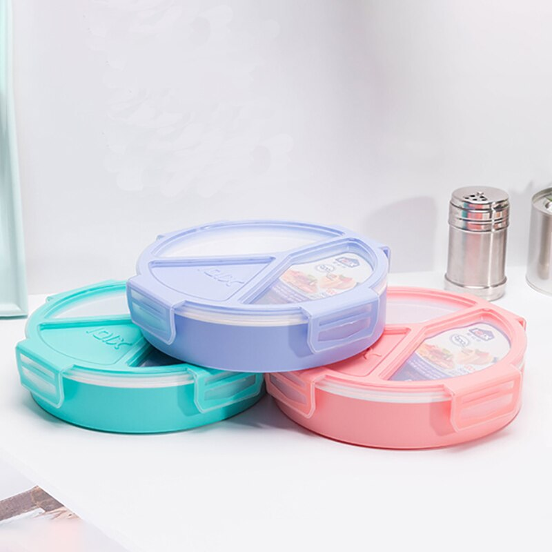 Mini Round Lunch Box for Kids