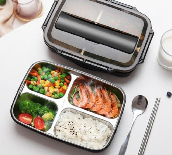Bento Lunch 4 set | Bento-cook.com