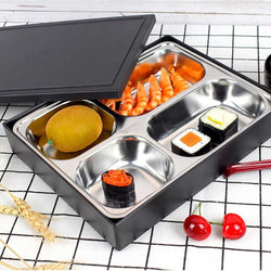 Stainless Steel Japanese Bento Box