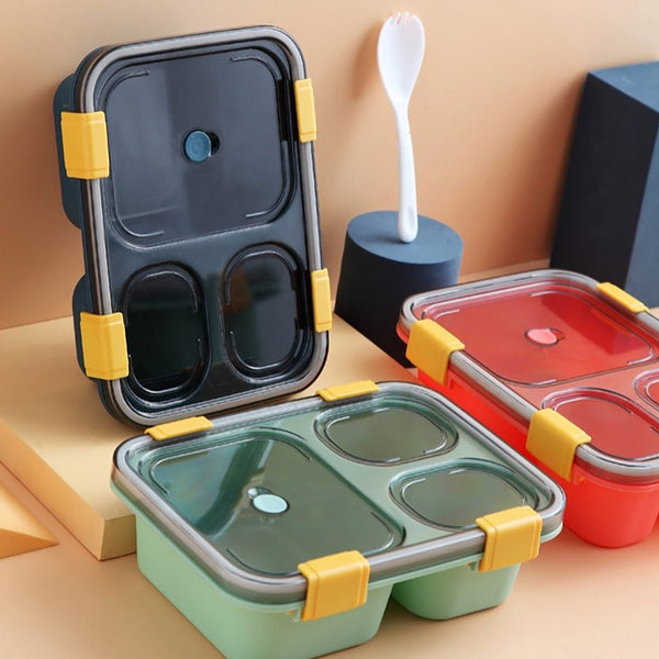 Bento Plastique transparent | Bento-cook.com