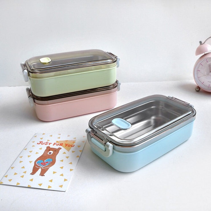 Bento box Insulated Stainless | Bento-cook.com