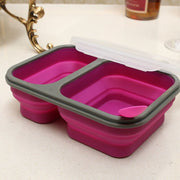 Bento Box Modular Two compartments | Bento-cook.com