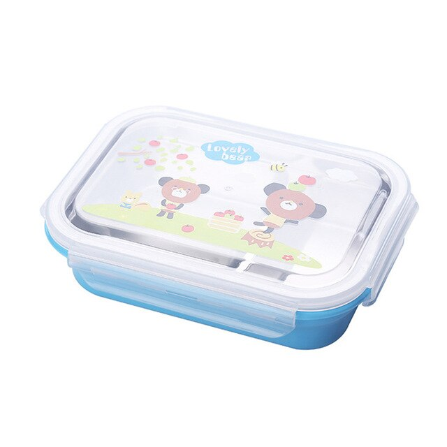 Stainless steel Bento Box for Kids