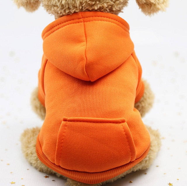 Hooded Jacket for small dogs