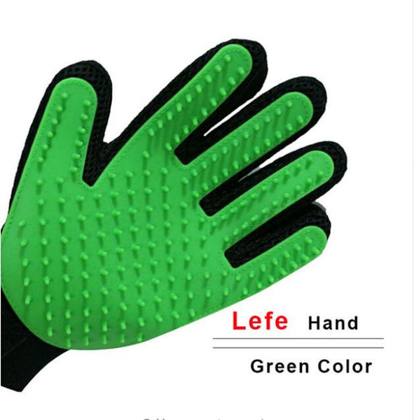 Pet Grooming Glove (available-Right or Left handed)