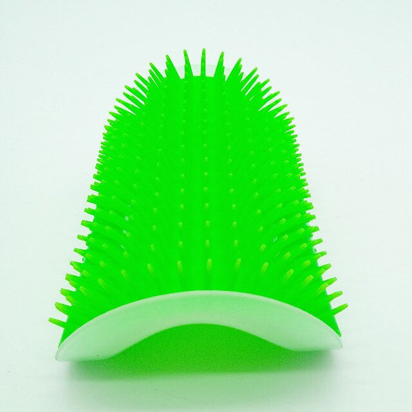 Self-massage Brush For Cats Self Groomer With Catnip Included Pet Brush Massage Comb Cat Itching Device Cat Toys AT14
