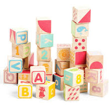 Load image into Gallery viewer, Le Toy Van ABC Wooden Blocks