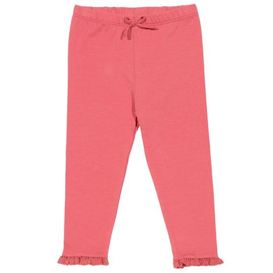 Kite Coral Pink Frill Leggings