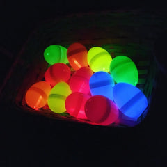 Glow In The Dark Treasure Hunt Eggs