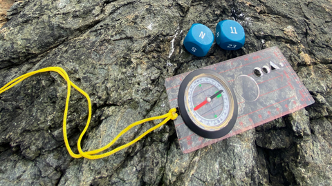 Kids Compass Outdoor Skills Camping