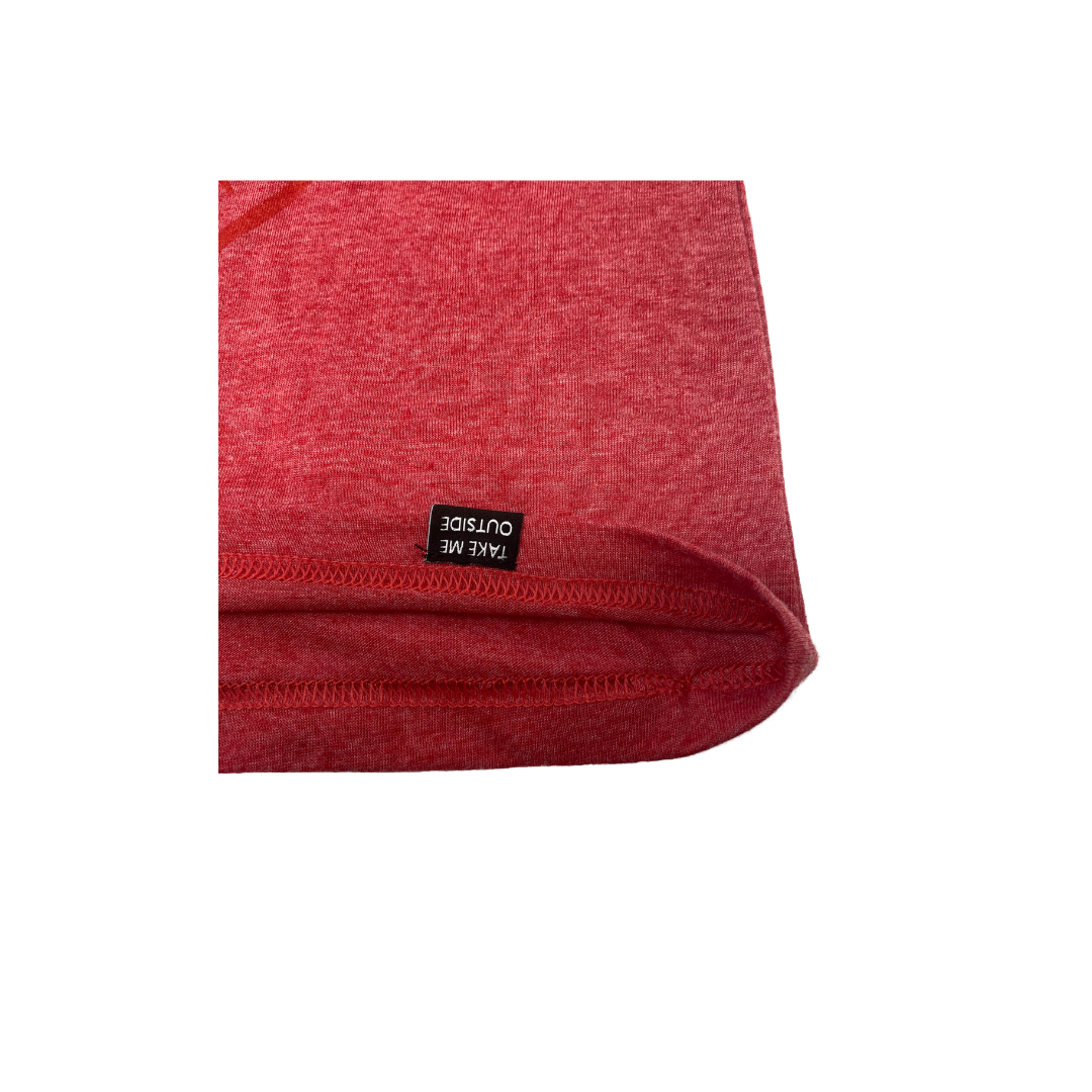 "Women's Wild | Life ""Wild Warden"" T-Shirt Blended Heather Red"
