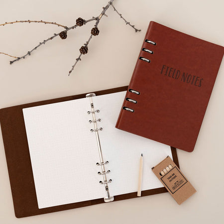 Field Notes Binder