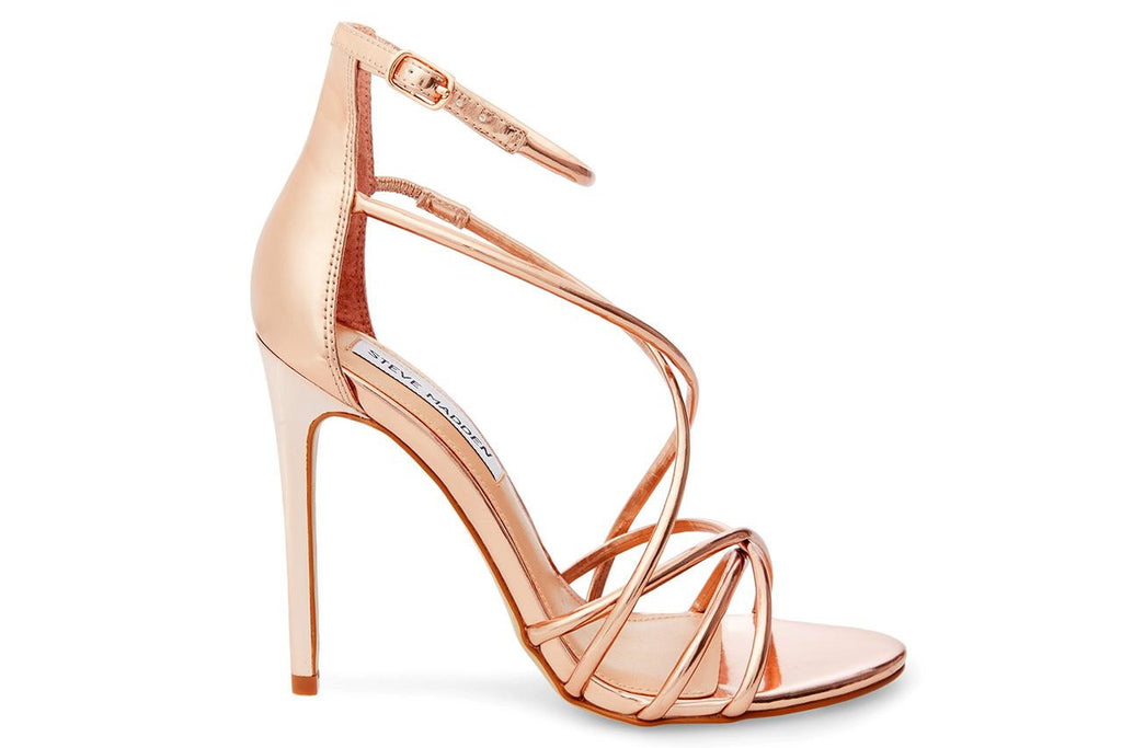 Sandalias SATIRE - Rose Gold