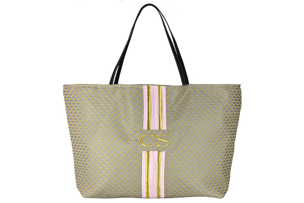 Encargo Bolso MY SHOPPING BAG BALI - Cubic Amarillo