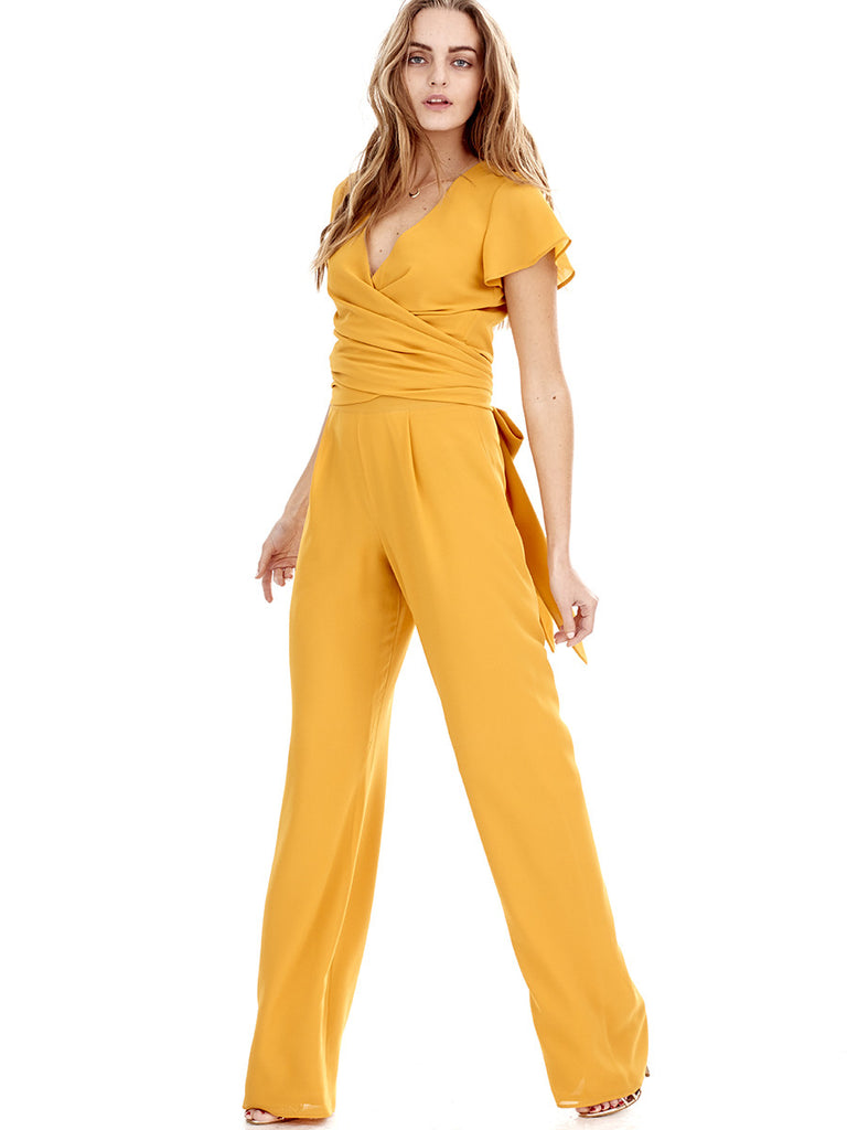 Blusa ANÉMONA - Amarillo Curry