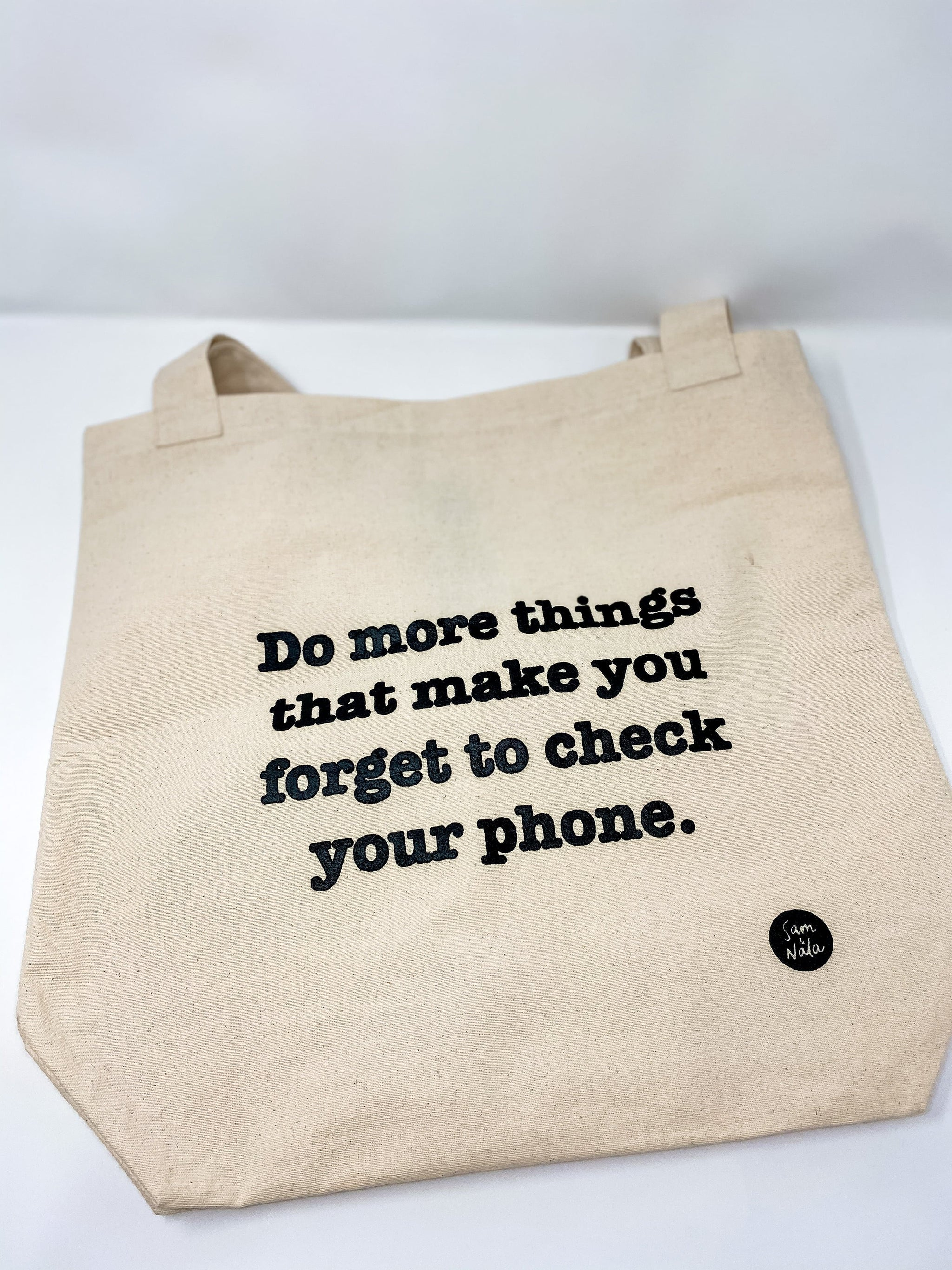 Recycled Canvas Bags - Do More Things