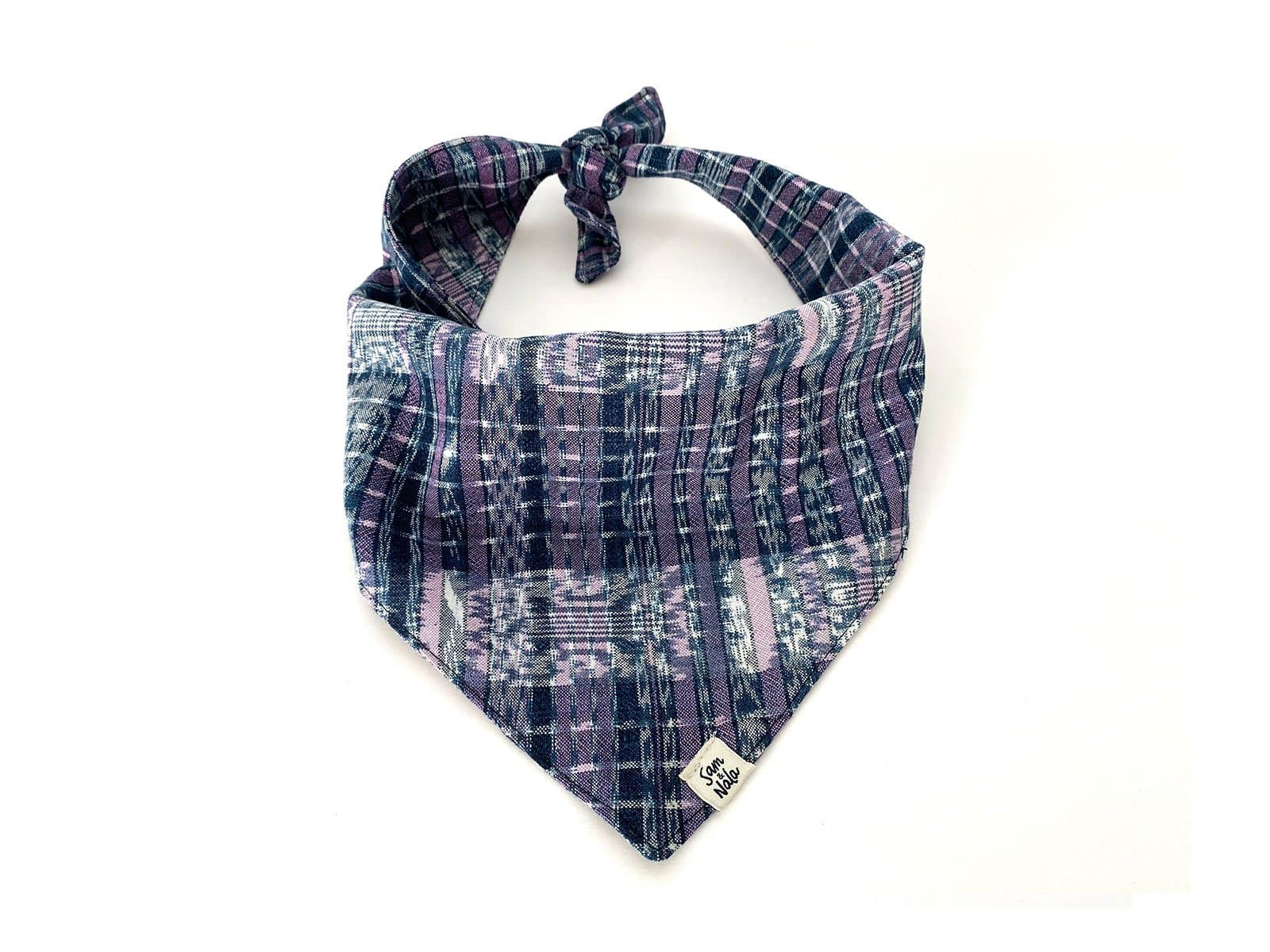 Heirloom Lavender Dog Bandana
