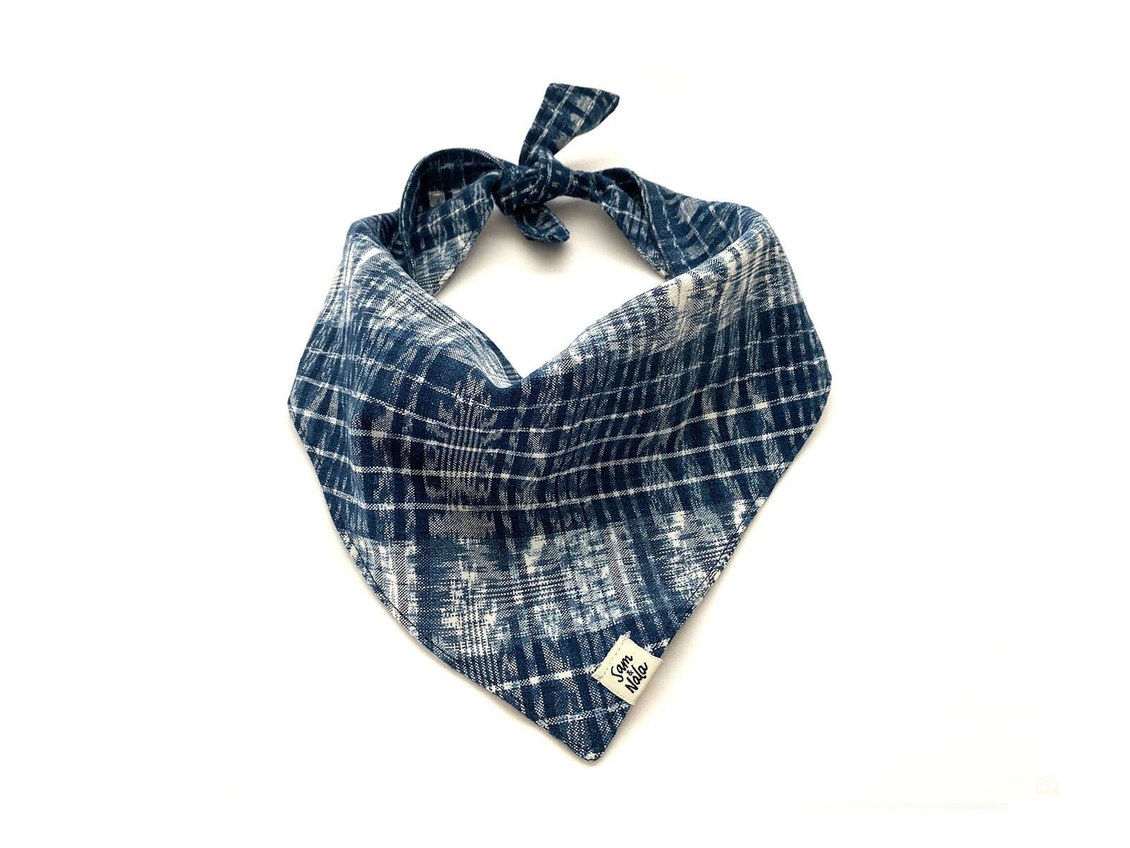 Heirloom Blue Dog Bandana