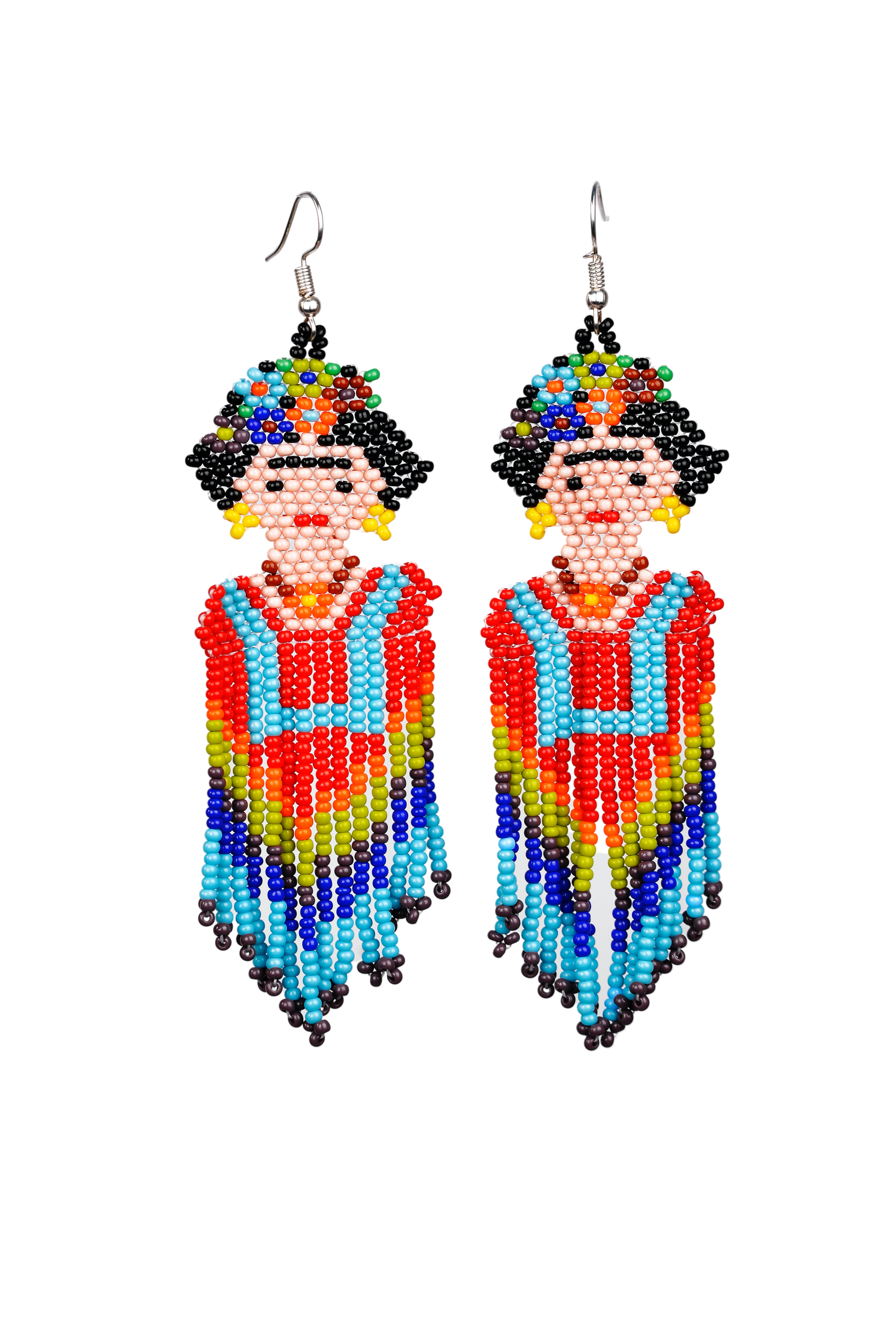 Beaded Earrings - Frida