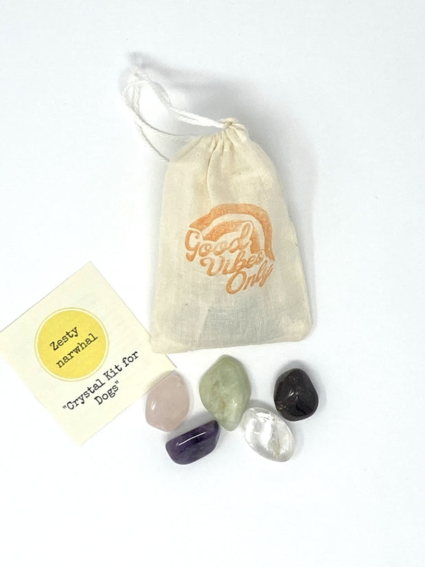 Crystal Kit for Dogs 1