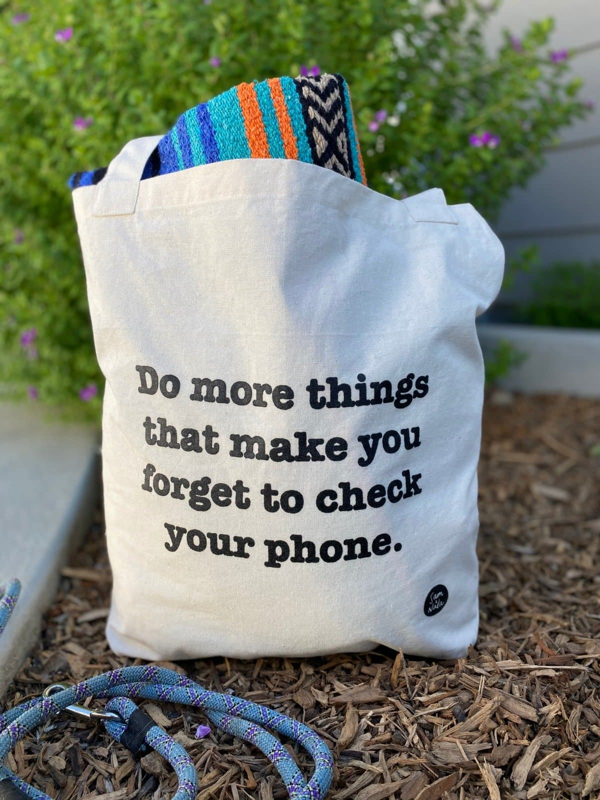 Canvas Bag- Do More Things